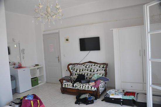 El Mar Villas: our room
