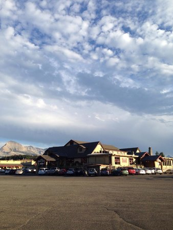 St Mary Lodge & Resort: The main lodge