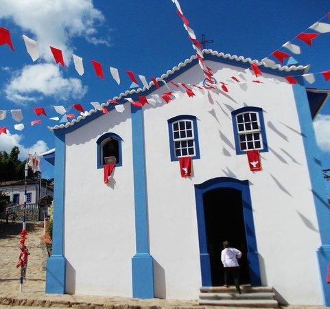Capela Nossa Senhora das Merces