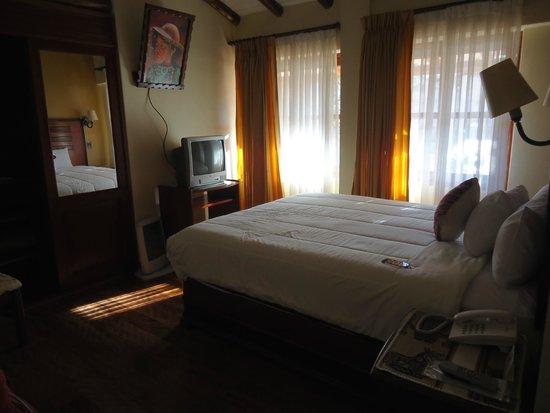 Hotel Mabey Urubamba: Room
