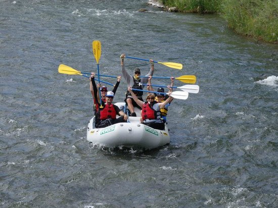 RIGS Adventure CO Fly Shop and Guide Service: We are the paddlers!