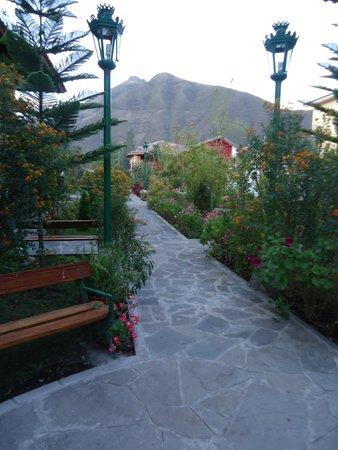Hotel Mabey Urubamba: garden