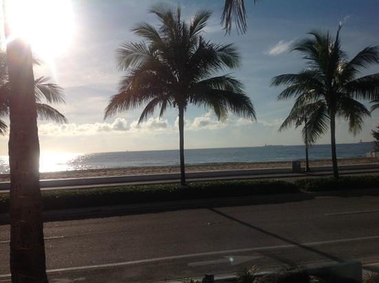 Riverside Hotel: lauderdale beach