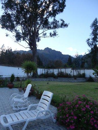 Hotel Mabey Urubamba : Garden