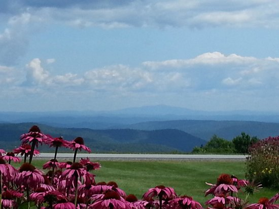 Cooper Hill Inn: Beautiful View!