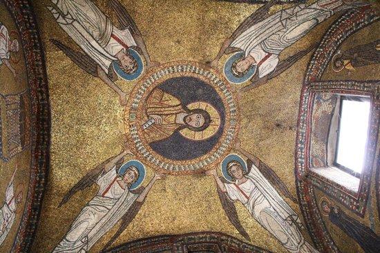 Basilica Di Santa Prassede: Mosaic