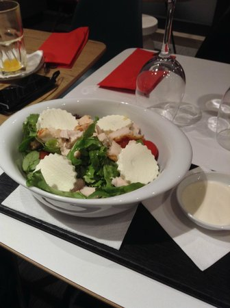 Ibis Lisboa Saldanha : jantar