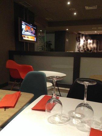 Ibis Lisboa Saldanha : restaurante