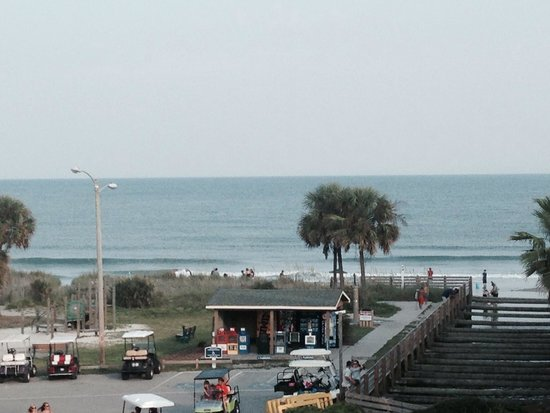 Ocean Lakes Family Campground : View from #1007