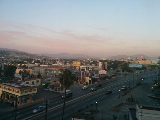 Tijuana Marriott Hotel : View from our room!