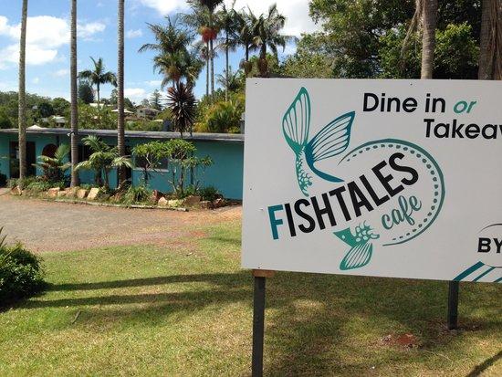 Fishtales Cafe: Fishtales