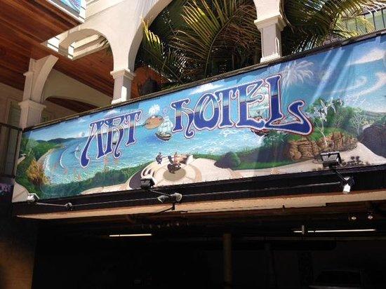 Art Hotel - Laguna Beach: Art Hotel