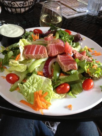 Firehouse Brewing Co.: Oriental tuna salad