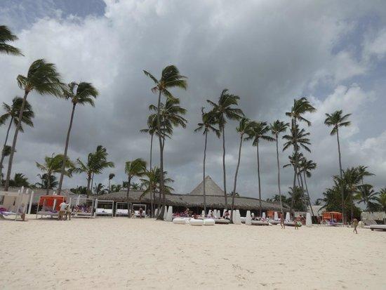 Paradisus Punta Cana Resort: playa