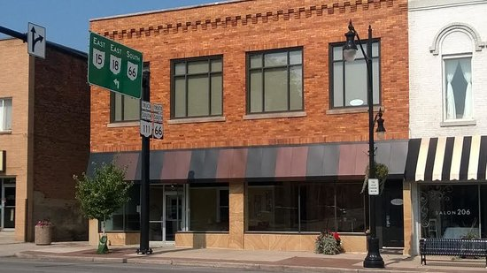 The Second Story is located in the heart of downtown Defiance & is steps away from shopping & di
