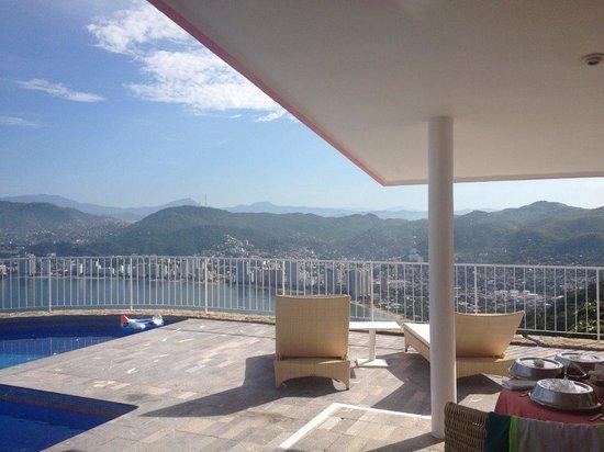 Las Brisas Acapulco: our suite