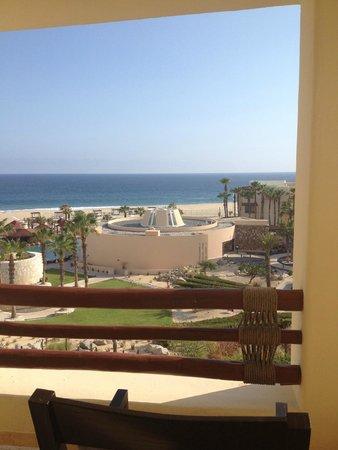 Pueblo Bonito Pacifica Golf & Spa Resort: View from our balcony