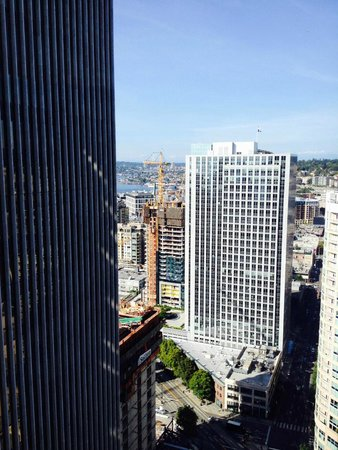 The Westin Seattle: 35th floor North Tower