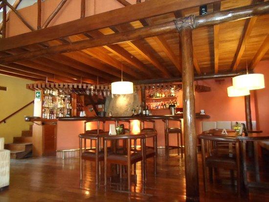 Colca Lodge Spa & Hot Springs - Hotel: recepção