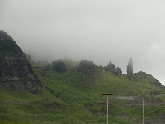 Mini Day Tours Scotland: The Old Man of Storr, Isle of Skye