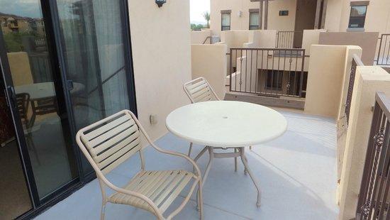 Cibola Vista: Balcony Two