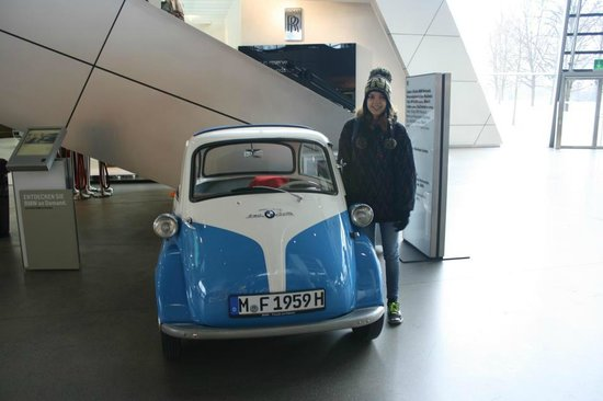 BMW-Museum: Mini Car