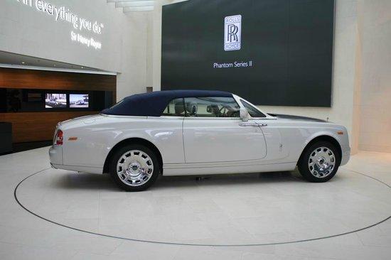 BMW-Museum: Rolls Royce Phantom II