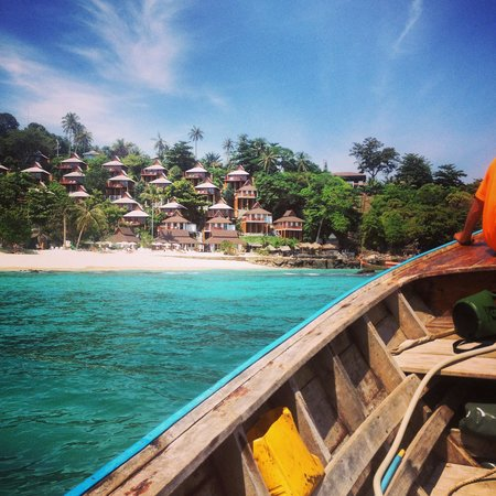 Phi Phi The Beach Resort : It's the Maldives of Thailand!