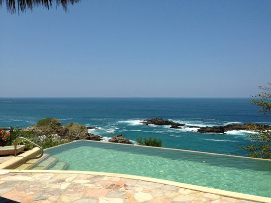 Casa Pan de Miel : View from the lobby