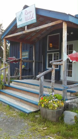 Alaska River Adventures - Day Tours: Check In Office