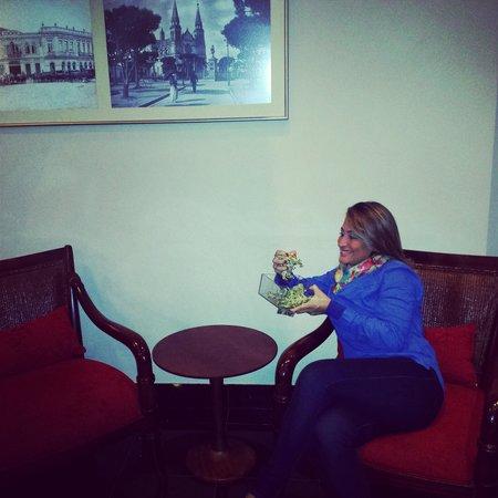 Radisson Hotel Curitiba: Até nas minhas balas preferidas eles acertaram! rs.