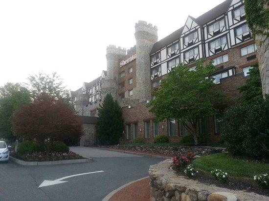 "Sheraton Framingham Hotel & Conference Center: Charming ""Castle Like"" hotel."