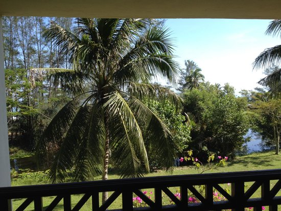 Nexus Resort & Spa Karambunai: Ocean Panorama View???????