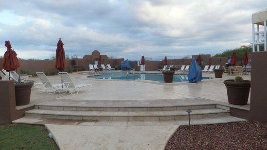 Cibola Vista: Small Pool Area 1