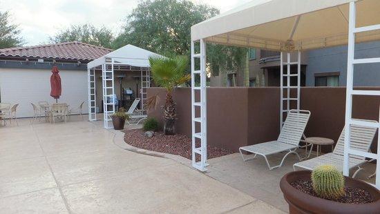 Cibola Vista: Small Pool Area 3