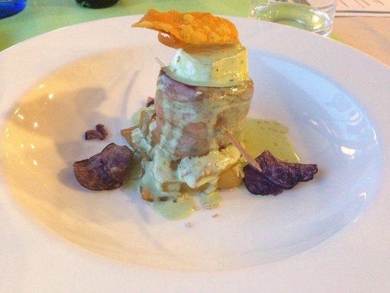 Hotel Terradets: Menú Especial Smartbox: Carne