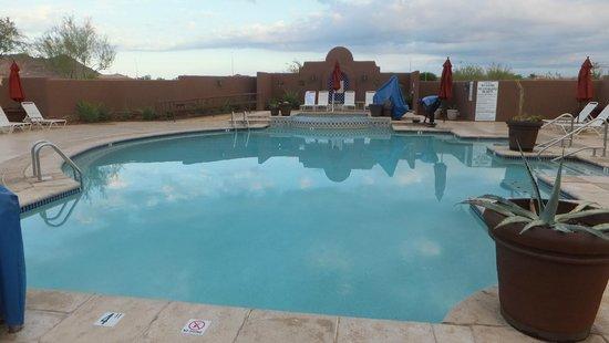 Cibola Vista: Small Pool Area 2
