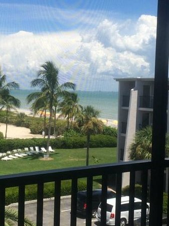 Sundial Beach Resort & Spa: View of gulf from I-401