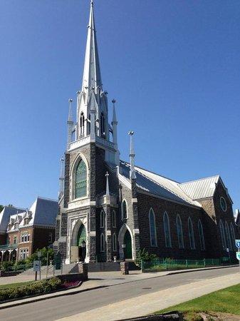 Musee de la Petite Maison Blanche : The Church