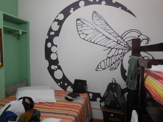 "Vila Carioca Hostel: ""Prahinha"" - private room"