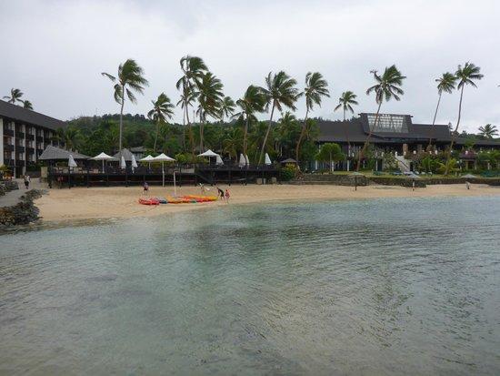The Warwick Fiji: resort