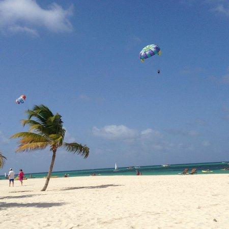 Secrets Royal Beach Punta Cana: White Sandy Beach