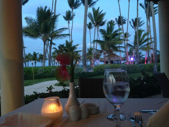 Secrets Royal Beach Punta Cana: La Riviera - My Favorite Restaurant