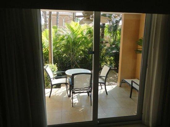 Divi Village Golf and Beach Resort: Patio