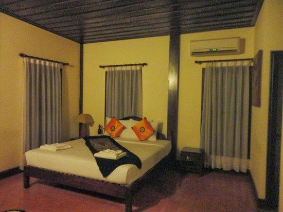 Villa Le Tam Tam: Quite nice room