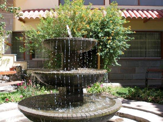 Hotel Taypikala Cusco: Garden