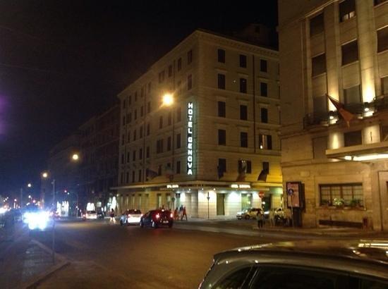 hotel genova from street view