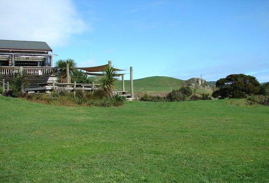 Nikau Cave Cafe : Nikau Cafe, Waikaretu Valley Road