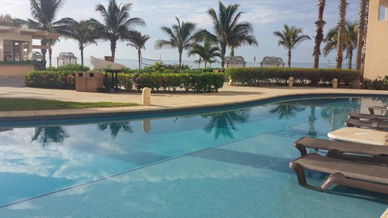 Hyatt Ziva Los Cabos: Our swim up room