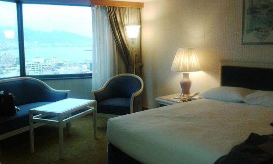 Hilton Izmir: quarto com vista